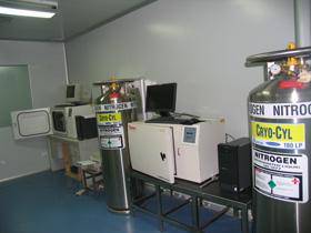 冻存实验室